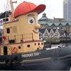 On the job aboard Theodore Tugboat