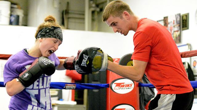 Tnt Coach Bailey Turns Boxing Obsession Into Provincial
