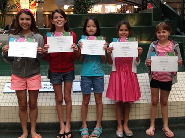 'Sweet' Oakville kids recognized by Hospital for Sick Children