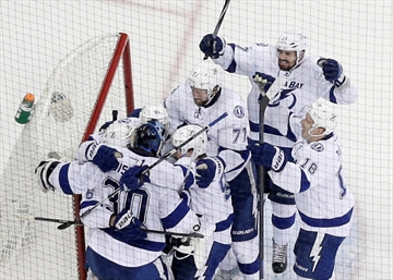Lightning strike: Tampa Bay beats Rangers, will play for Cup-Image1