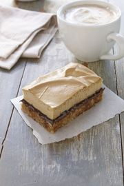 Gooey Chocolate Pecan Meringue Shortbread Bars