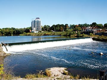 Parkhill Dam