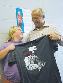 Terry Fox's dream lives on through local events
