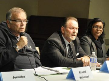 Incumbents mostly no-shows at Caledon's Canadian Tire debate