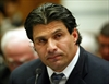 Jose Canseco resting at home after shooting hand-Image1