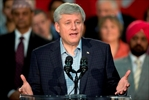 Harper's ditches B.C. pitch to talk refugees-Image1