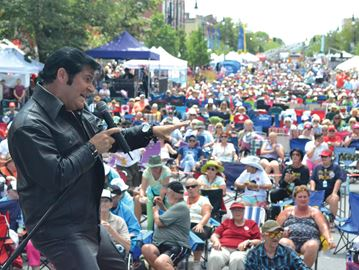 Collingwood Elvis Festival posts profit of $43k, attendance 27k: report