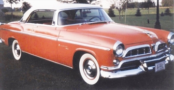 1955 Chrysler Windsor Newport remembered– Image 1