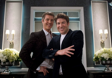 Chris Hyndman of CBC's 'Steven and Chris' has died-Image1