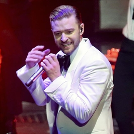 Justin Timberlake doesn't sing to his son-Image1