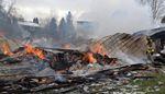 Sunderland housefire