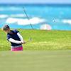 Henderson at Bahamas Pure Silk tournament
