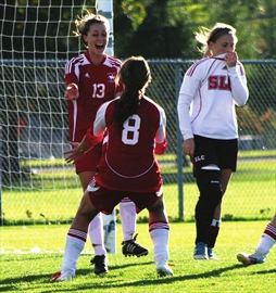 Soccer team enters OCAA quarter nals after dramatic win– Image 1