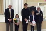 Collingwood Legion crowns public speaking contest winners