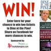 Win two tickets to Dine at the Pine!