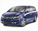 Honda ready to compete with other players in minivan field with Odysse– Image 1