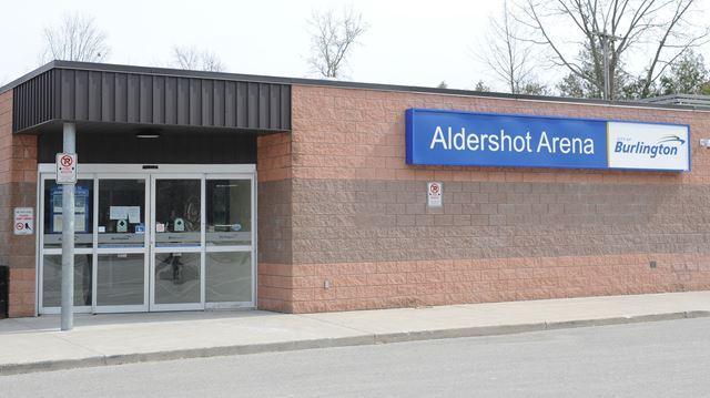Aldershot Arena