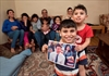 Family explains irked boy photo at N.B. town hall-Image1