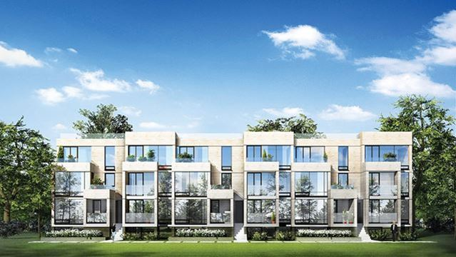 Stacked Townhomes A Win Win For Buyers And Developers