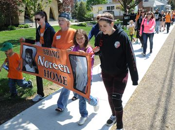 Walk to Remember for Noreen Anne Greenley