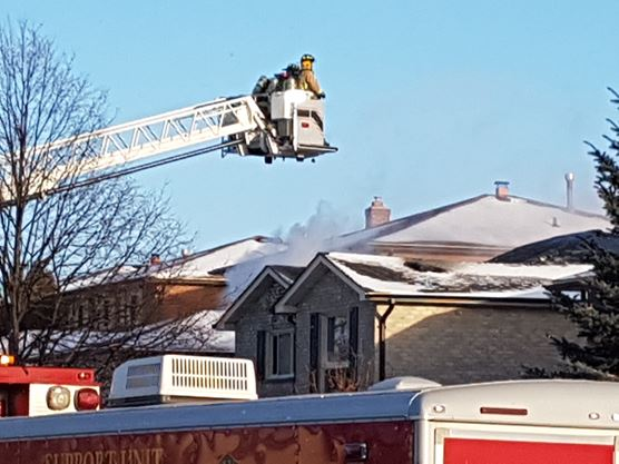 UPDATE: Newmarket house fire started in attic ...
