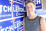 Simcoe-Grey MP Kellie Leitch