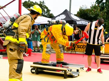 Volunteers needed to help with FireFit regional competition in Wasaga Beach