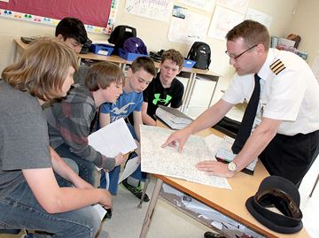 Beeton school hosts career fair