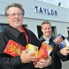 Scugog's Taylor Ford Hunger Heroes for food bank