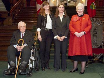 Lieutenant Governor's Ontario He