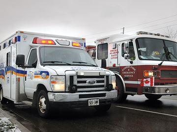 Emergency crews