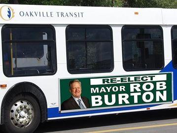 Bus ads