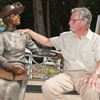 Lucy Maud comes to life in Leaskdale with long-awaited statue