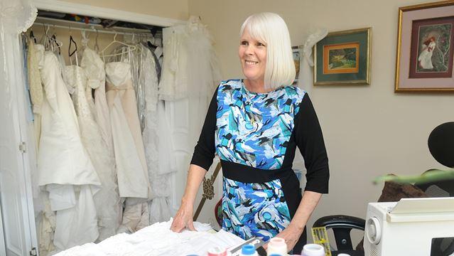 Northumberland News > Northumberland seamstress creates ...