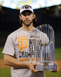 Giants ace Bumgarner wins World Series MVP-Image1