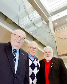 BWG Library honours donor