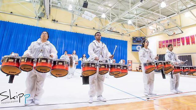 Two Peel high school drumlines named best in Ontario   Mississauga com