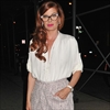 Debra Messing 'allergic to wool, cats, cashmere and flowers'-Image1