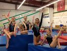 Four Burlington Gymnastics Club members earn spots on provincial team