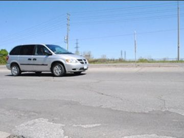 Stanley Avenue has once again been voted one of the top 10 worst roads in Ontario.