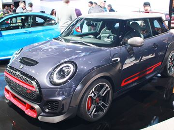 Debuting at the Los Angeles Auto Show, only 40 of the 2020, 302 hp MINI John Cooper Works GP will be coming to Canada.