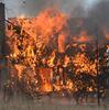 House fire in Clarksburg