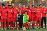 Shorthanded Oakville squad blanks Burlington in Ontario Cup U16 boys' final