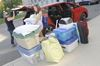 Move in day for first-time Sheridan students
