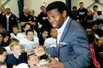 Q & A: A conversation with Canadian citizen Pinball Clemons