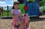 Belmont Park playground