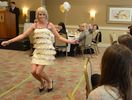 Stunning Vintage Charity Fashion Show in Thornhill