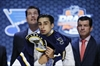 Fabbri goes 21st overall
