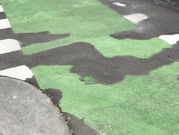 Peeling paint on crosswalks in uptown Waterloo to be fixed promptly, says region
