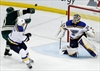 Pominville, Parise give Wild 3-0 win over Blues-Image1